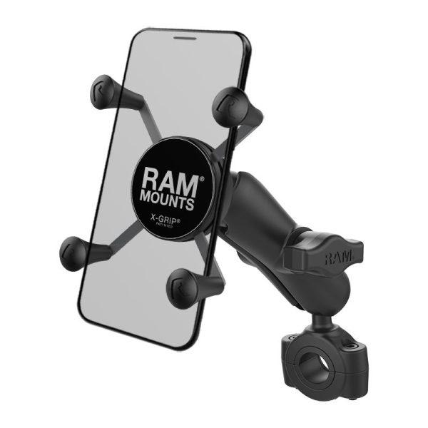 RAM Mount torque rail telefoonhouder
